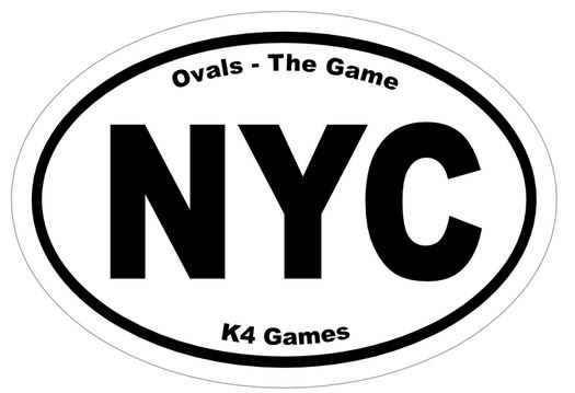 Ovals - The Game