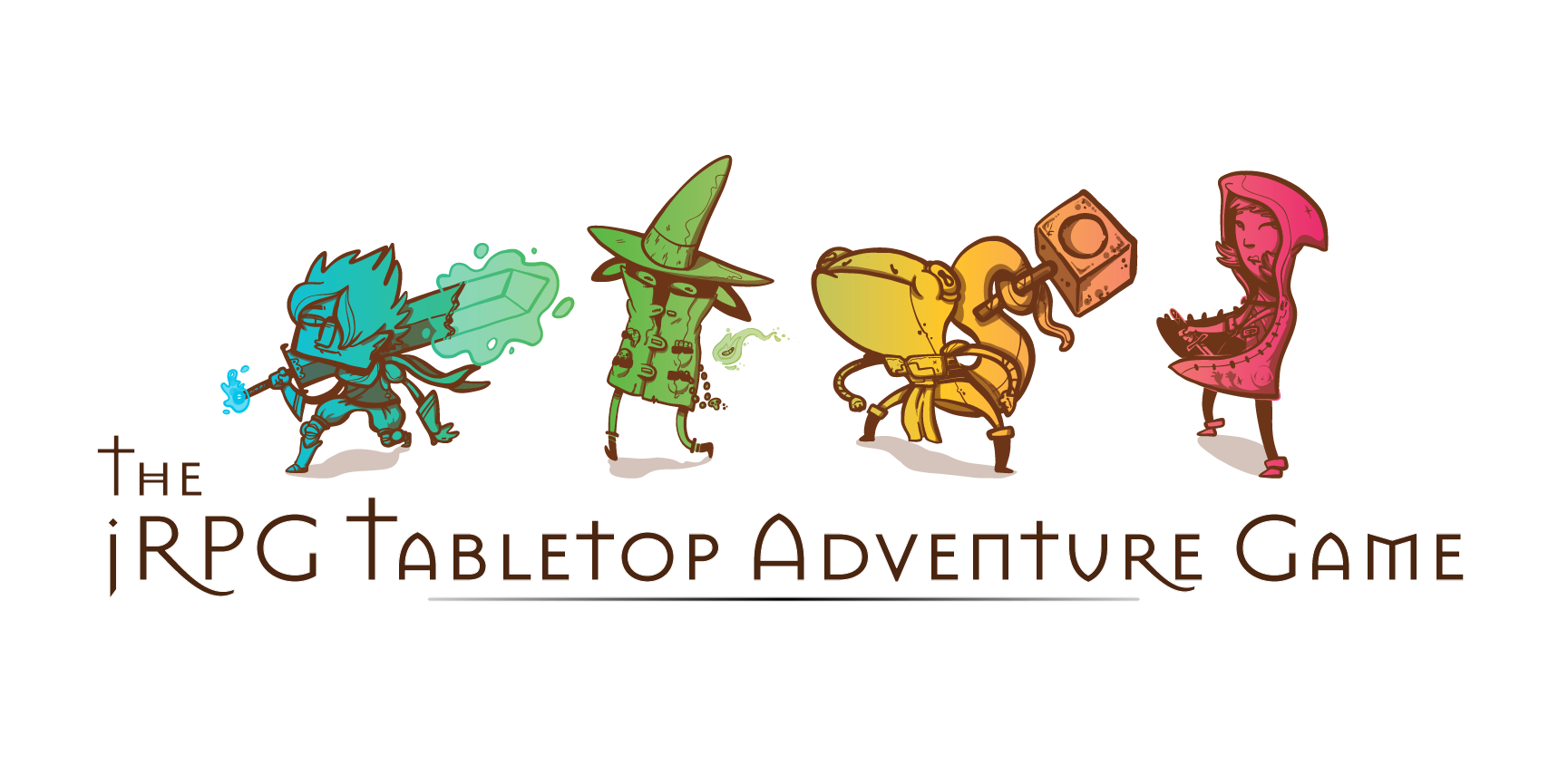 The JRPG Tabletop Adventure Game