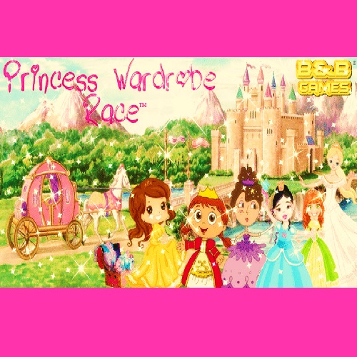 Princess Wardrobe Race