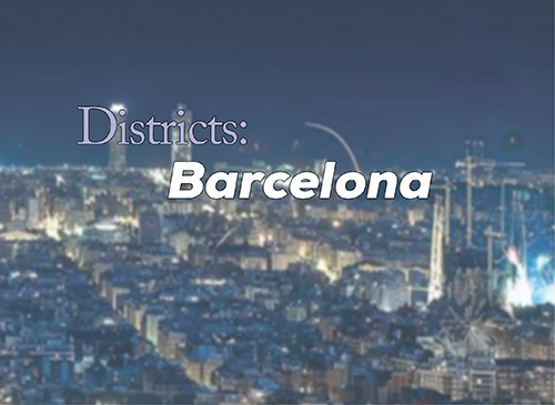 Districts: Barcelona