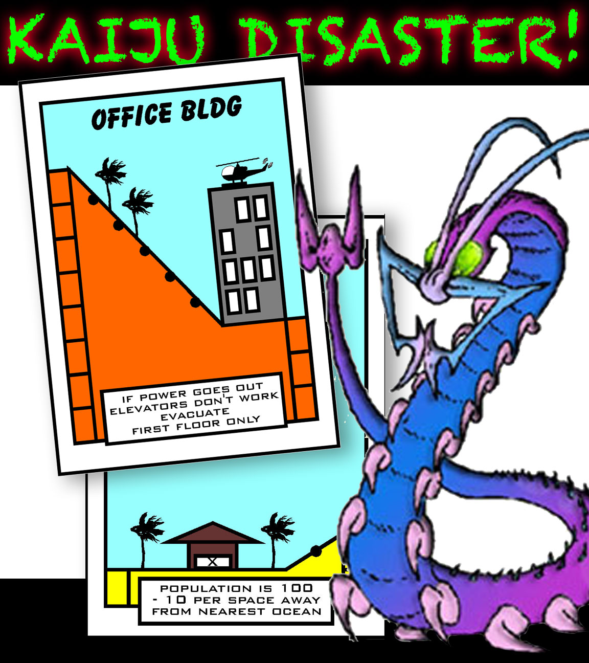 Kaiju Disaster