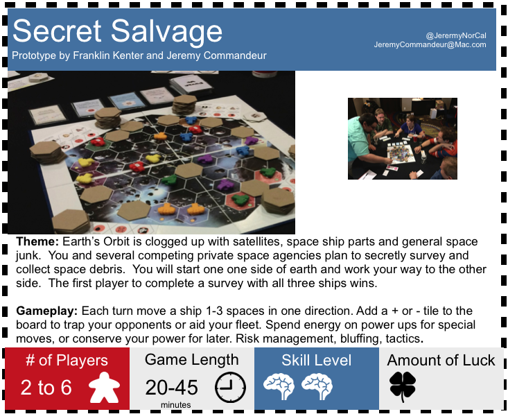 Secret Salvage