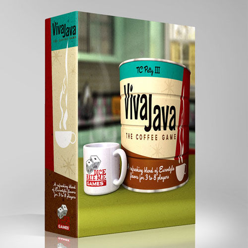 VivaJava: The Coffee Game