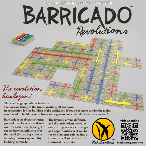 Barricado Revolutions