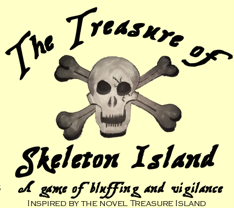 The Treasure of Skeleton Island