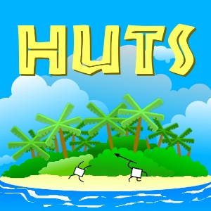 Huts the game