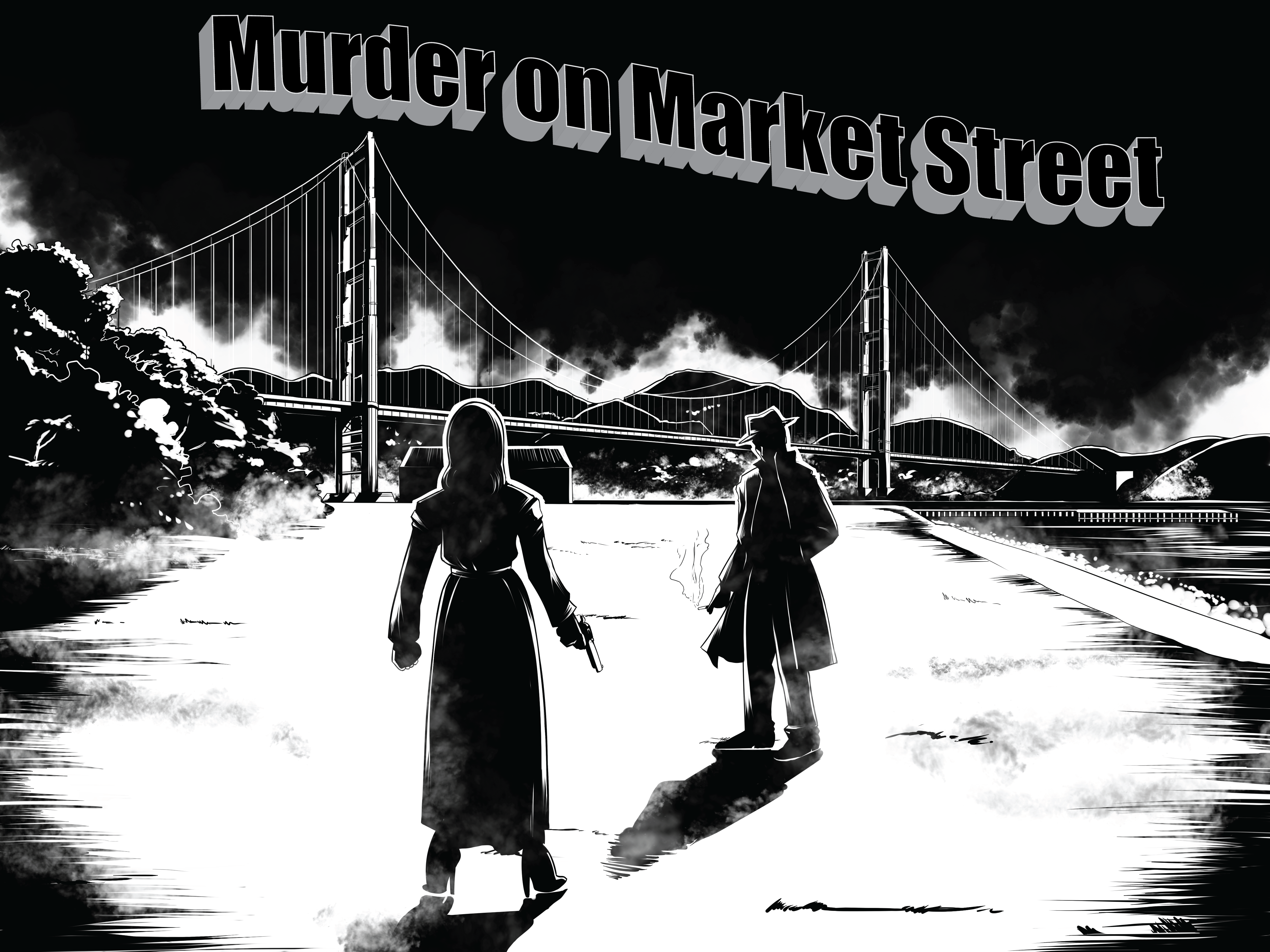 Murder on Market Street