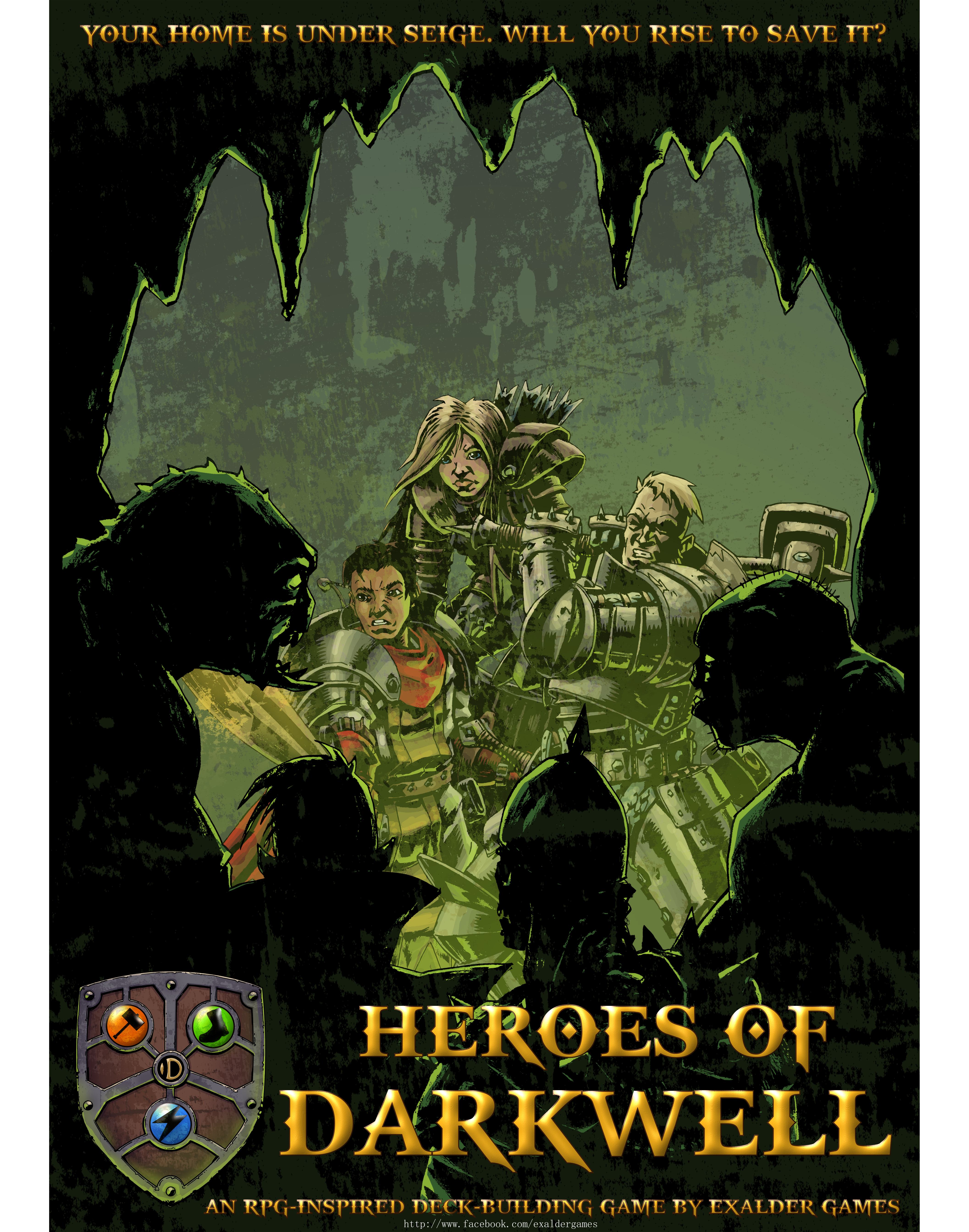 Heroes of Darkwell