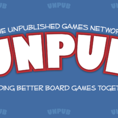 Unpub at Origins Game Fair